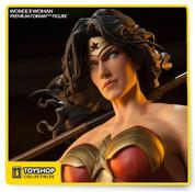 DC Collectibles Wonder Woman Premium Format 1/4th Statue Exclusive