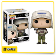Alien Covenant David Pop