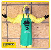 Breaking Bad Heisenberg Apron SDCC