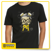 Breaking Bad Walter White Hot Topic Exclusive Mens Large T Shirt