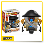 Borderlands Emperor Claptrap Pop