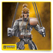 Marvel Legends X-Men Shatterstar Warlock BAF
