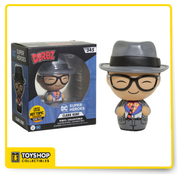 DC Super Heroes Clark Kent Hot Topic Exclusive Dorbz