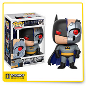 Batman The Animated Series Batman Robot Pop