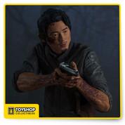 AMC The Walking Dead Bloody Glenn Deluxe Action Figure