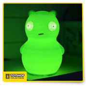"Bob's Burgers Kuchi Kopi 8"" Glow In The Dark Vinyl Figure SDCC"