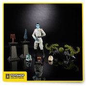 Star Wars Black Series Grand Admiral Thrawn Box Set SDCC Hasbro In Hand