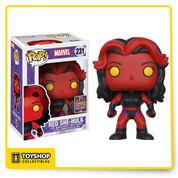 Marvel Red She-Hulk 231 SDCC Exclusive Pop