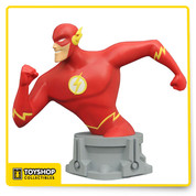 Justice League The Flash Resin Bust SDCC Exclusive