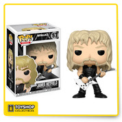 Metallica James Hetfield 57 Pop