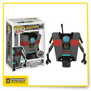 Borderlands Claptrap Gamestop Exclusive Pop