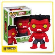 Marvel Red Hulk 31 Pop