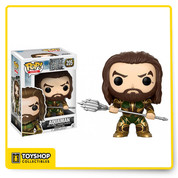 DC Justice League Aquaman 205 Pop