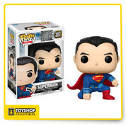 DC Justice League Superman 207 Pop