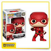 DC Justice League The Flash 208 Pop