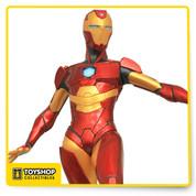 Marvel Ironheart 1/6 Scale PVC Diorama