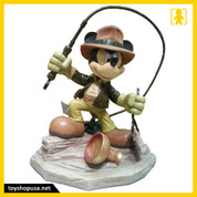 Mickey Mouse as Indiana Jones Medium Figure Statue
