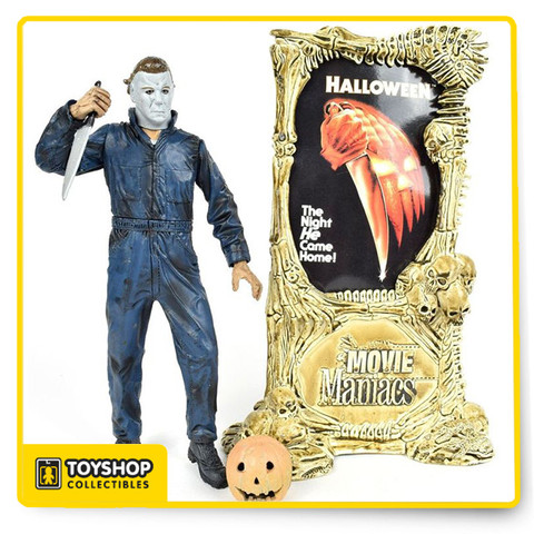 The Night HE Came Home! From the second series of McFarlane's wildly popular Movie Maniacs line!
