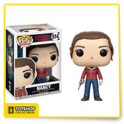 Funko Pop! Television: Stranger Things Series 2. In order to help the town of Hawkins, Indiana confront the terrifying forces that are taking over their town, Funko is bringing in reinforcements with another wave of Netflixs Original Series Stranger Things Pop! figures!