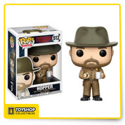 Stranger Things Hopper Pop