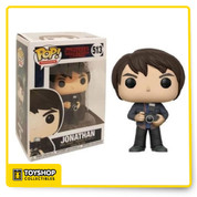Stranger Things Jonathan Pop