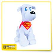 DC Comics Super Pets Krypto Plush Figure