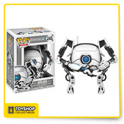 Portal 2 Atlas Pop Figure