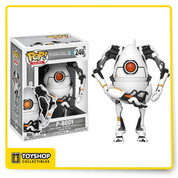 Portal 2 P-Body Pop Figure