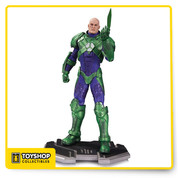 DC Comics Icons Lex Luthor LE Statue by Erick Sosa