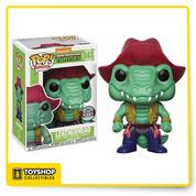 Teenage Mutant Ninja Turtles Leatherhead Specialty Series Exclusive Pop
