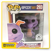Is this adorable Pop! figure for real or is it just a Figment of your imagination? Commemorate the 35th anniversary of Epcot at Walt Disney World with this colorful collectible.