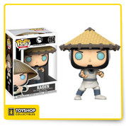 Funko is excited to announce the popular video game franchise Mortal Kombat is now receiving the Pop! vinyl treatment. This series features the undead ninja specter Scorpion, and his nemesis Sub-Zero. In addition, the bicycle kicking Liu Kang, Kitana with her deadly fan, and Raiden with his recognizable coolie hat! Look for Sub-Zero chase piece!