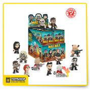 Now featured as Mystery Minis, you can collect different versions of Max, Furiosa, Nux, and Coma! In addition, Capable, Immortan Joe, Rictus Erectus and the Valkyrie! Unwrap the fun! Which one will you get?