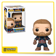 On a mission to collect all six Infinity Stones, Captain America, the Hulk and the other Avengers must defeat the evil Thanos! Avengers: Infinity War comes to theaters in May, as we anxiously await collect characters from the film in various Funko lines!