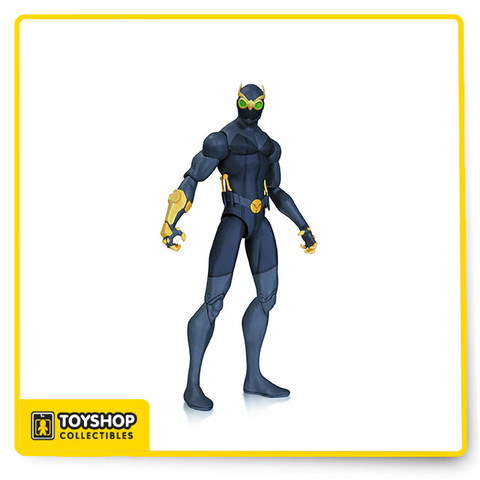 """The Dark Knight must not only battle the Boy Wonder in the DC Universe Animated Original Movie, Batman Vs. Robin, but also an army of undead assassins called the Talons! This detailed action figure captures their stylized design from the film. NINJA TALON – 6.75"""""""
