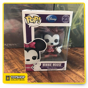 Minnie Mouse Red Dress #23 Disney Funko POP. Photos of actual item!!