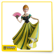 "Disney Anna Statue Disney Showcase.  7"" tall and authentic from Enesco.  Photos from the actual item, opened for photos only."
