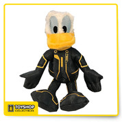 "Disney Donald Duck Tron Lightcycle Power Plush Disney Parks.  9"" tall and authentic from Disney."