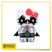 Hello Kitty mixed with Kiss , the cute little tongue on Demon Vinyl Figure, is  absolutely  adorable for a Kiss  collector !