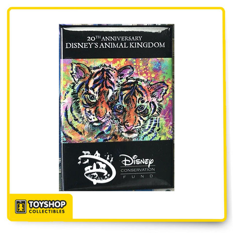 limited edition Animal Kingdom 20th Anniversary Disney Conservation Fund, these are Brand New and Ready to Ship