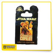 Disney Star Wars May The 4th Be With You Chewie Is My Copilot Pin In Hand