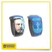 New in box Star Wars Luke Skywalker limited edition Magic Band.   Ready to be linked to any valid My Disney Experience account.  All magic bands are new and have never been linked.