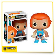 "Funko Pop! Television ThunderCats Lion-O Vinyl Figure: Based on the classic ThunderCats animated series Figure stands about 3-3/4"" tall Vinyl toy depicted with sword and gauntlet"