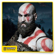 God of War Kratos 2018