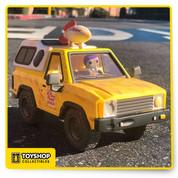 Pop Disney Toy Story Pizza Planet Truck & Buzz Lightyear #52 Vinyl Figure