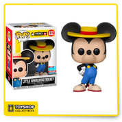 Pop Disney Little Whirlwind Mickey Convention Exclusive #432 Vinyl Figure