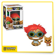 Pop Animation Cowboy Bebop Ed And Ein #470 Vinyl Figure Funko