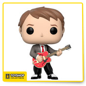 Pop Movies Back To The Future Marty McFly Guitar Fan Expo Canada Funko