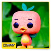 Pop Disney Parks Diamond Collection Orange Bird Vinyl Figure Funko