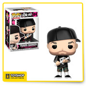 Pop Rocks Blink 182 Travis Barker #84 Vinyl Figure Funko